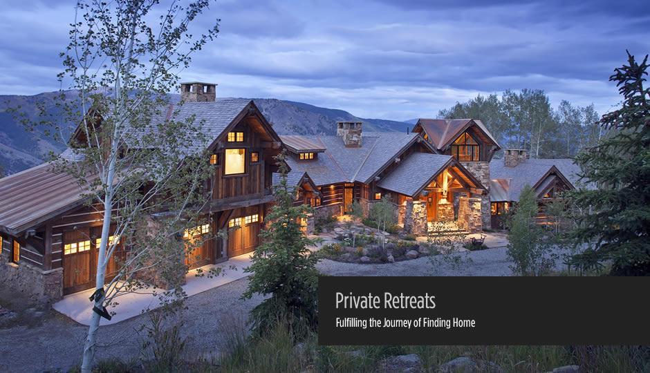 Sunlit architecture colorado mountain architect Mountain architecture